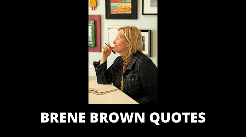 Brene Brown Quotes featured