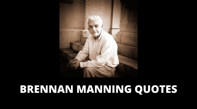 Brennan Manning Quotes featured