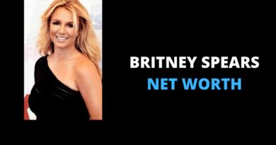 Britney Spears net worth featured