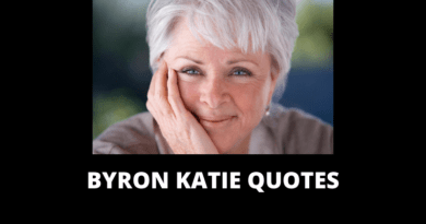 Byron Katie Quotes featured