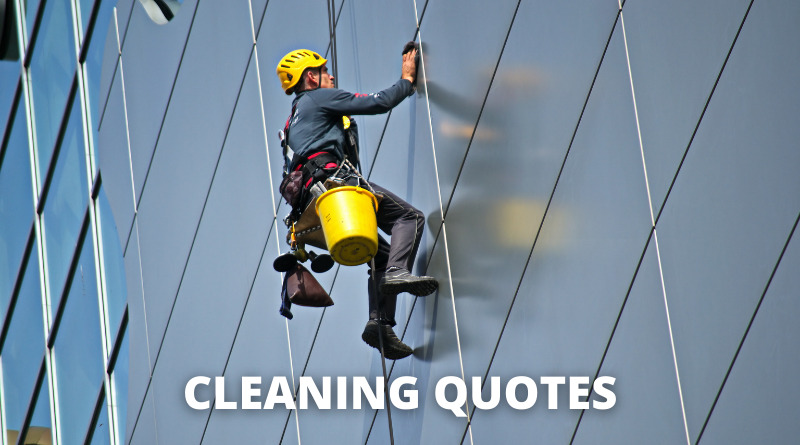 CLEANING QUOTES FEATURE