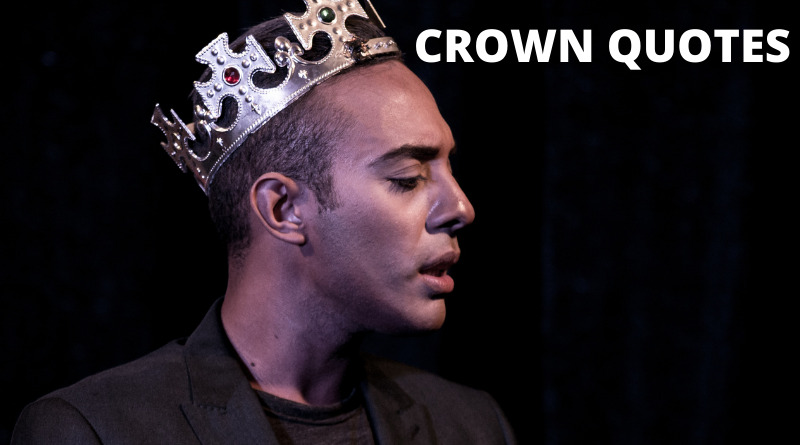 CROWN QUOTES FEATURE