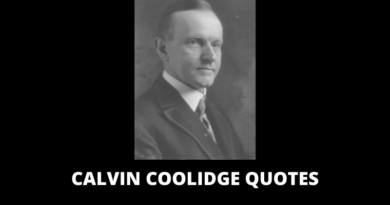Calvin Coolidge Quotes featured