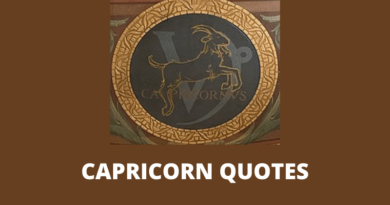 Capricorn Quotes Featured