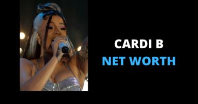 Cardi B Net Worth featured