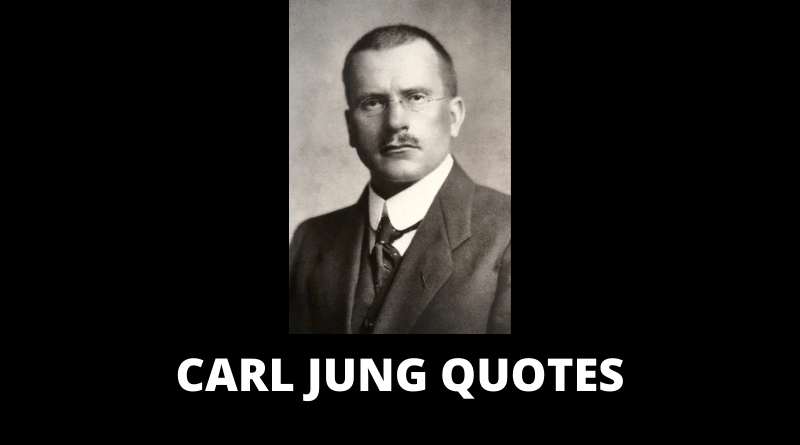 Carl Jung Quotes featured