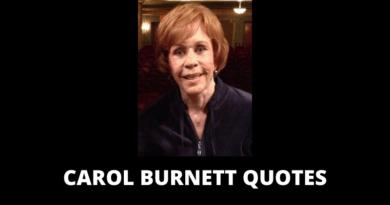 Carol Burnett Quotes featured
