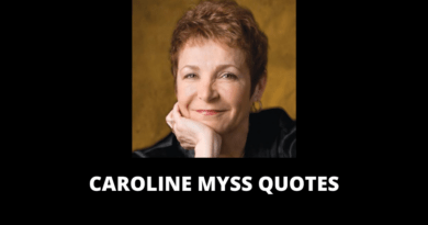 Caroline Myss Quotes featured
