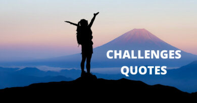 Challenges quotes featured