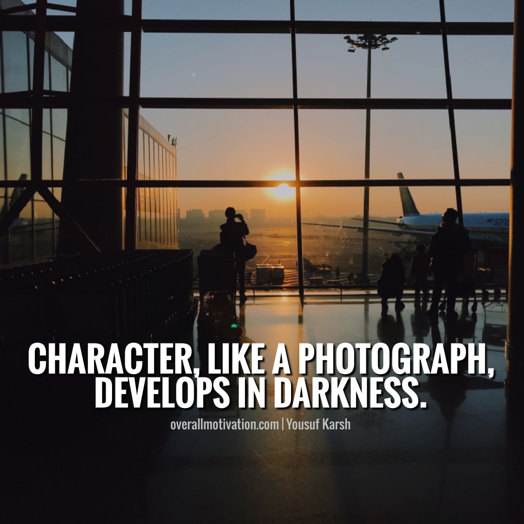 Character like a photo