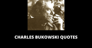 Charles Bukowski Quotes featured