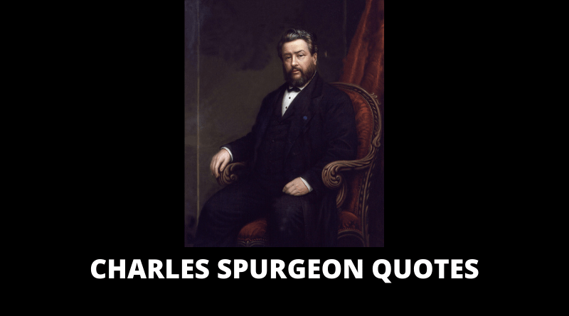 Charles Spurgeon Quotes featured