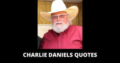 Charlie Daniels Quotes featured