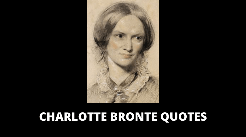 Charlotte Bronte Quotes featured