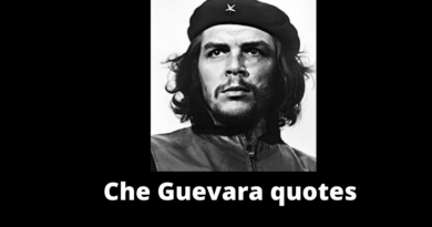 Che Guevara quotes Featured