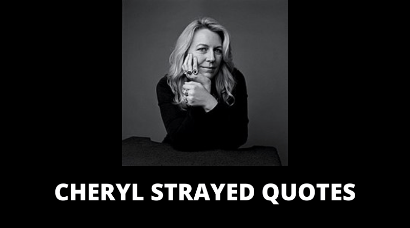 Cheryl Strayed Quotes featured