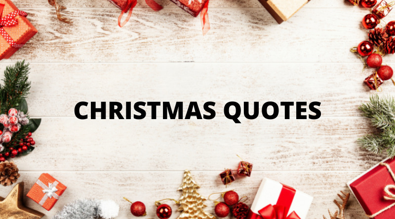 Christmas Quotes Featured