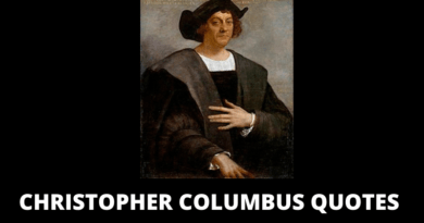 Christopher Columbus quotes featured