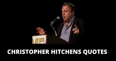 Christopher Hitchens quotes featured