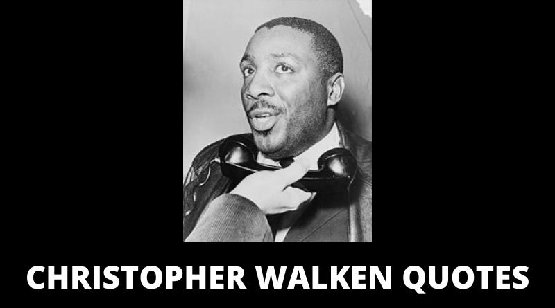 Christopher Walken quotes featured