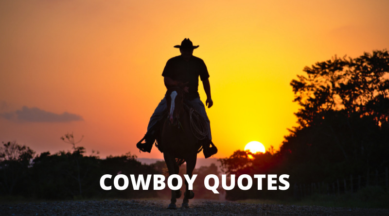 Cowboy Quotes Featured