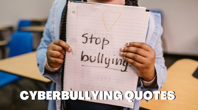 Cyberbullying Quotes Featured