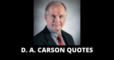 D A Carson quotes featured