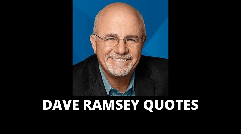 DAVE RAMSEY QUOTES FEATURED