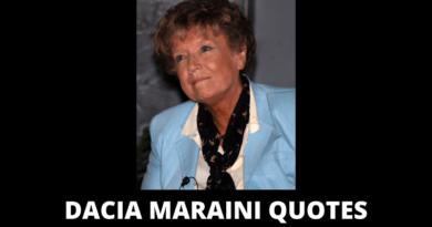 Dacia Maraini Quotes featured