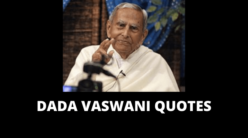 Dada Vaswani Quotes Featured