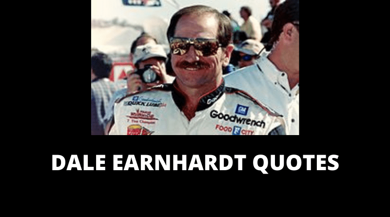 Dale Earnhardt quotes featured