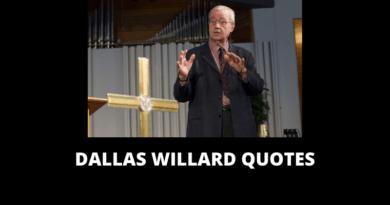 Dallas Willard Quotes feature