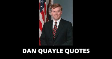 Dan Quayle quotes featured
