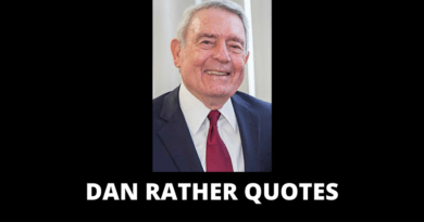 Dan Rather quotes featured
