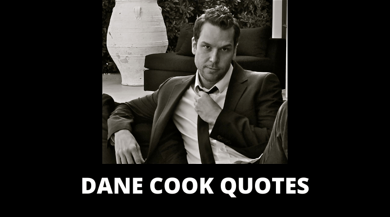 Dane Cook Quotes featured