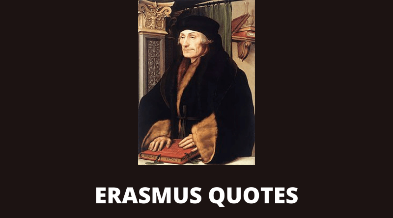 Desiderius Erasmus quotes featured