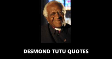 Desmond Tutu Quotes featured