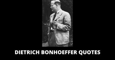 Dietrich Bonhoeffer Quotes featured