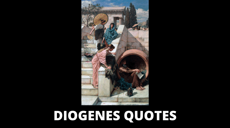 Diogenes Quotes featured