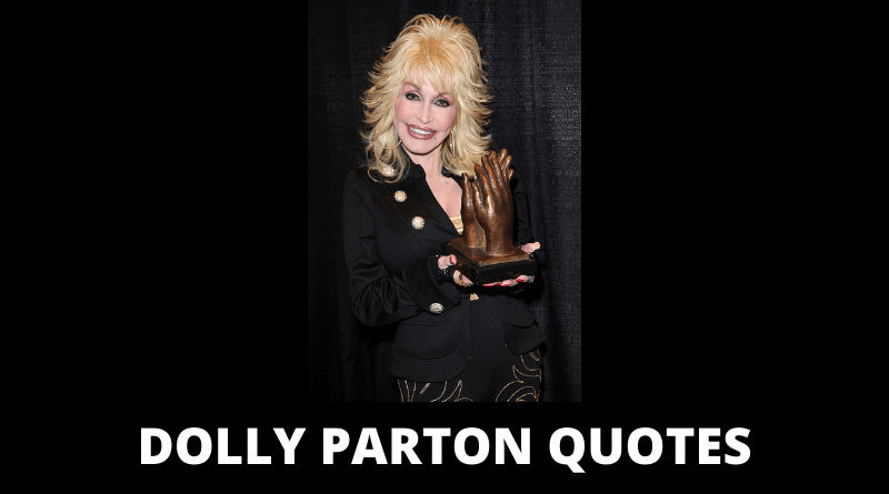 Dolly Parton Quotes featured