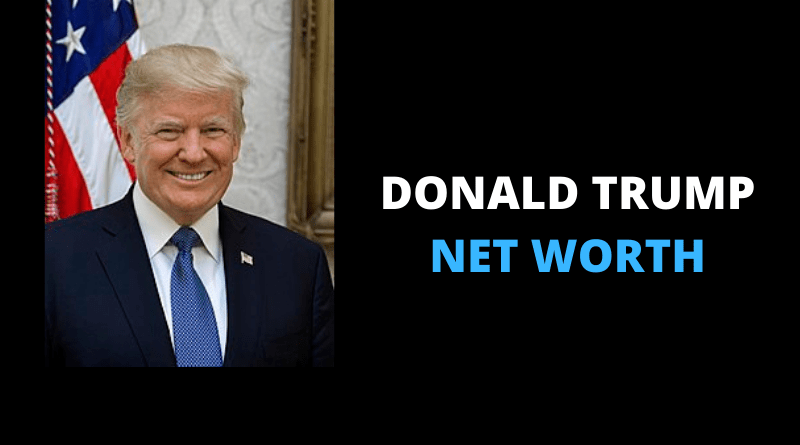 Donald Trump Net Worth featured