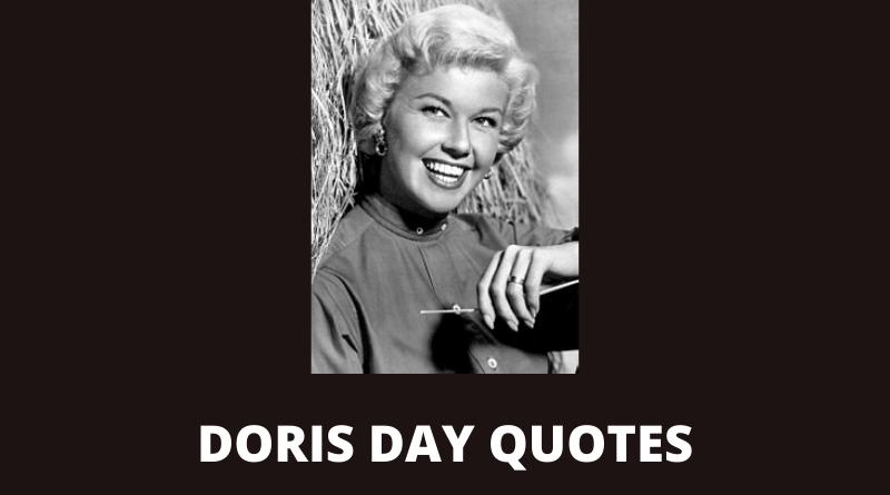 Doris Day quotes featured