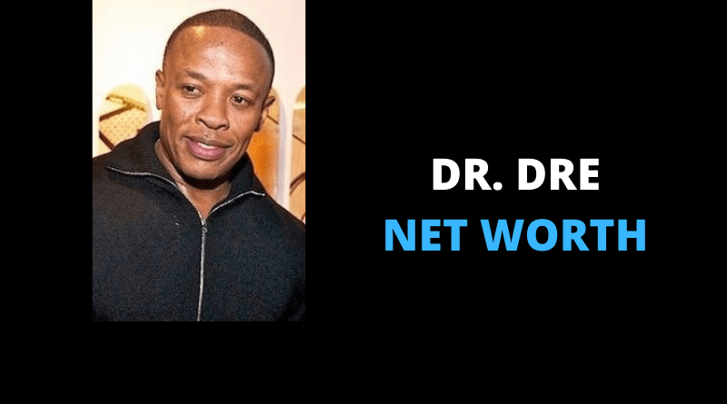 Dr Dre net worth featured
