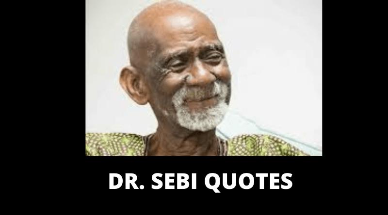 Dr Sebi Quotes Featured