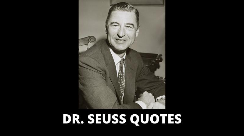 Motivational Dr Seuss Quotes