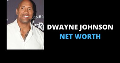 Dwayne Johnson net worth featured