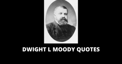 Dwight L Moody Quotes featured
