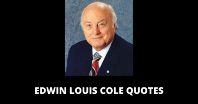Edwin Louis Cole Quotes featured