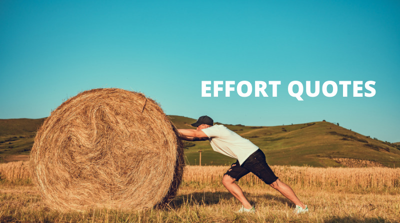 Effort quotes featured