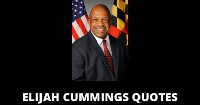 Elijah Cummings quotes featured